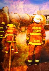 6/52 Fire School (NelsonLHarris) Tags: school fire 652