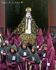 Semana Santa en La Paz.Bolivia. 2007