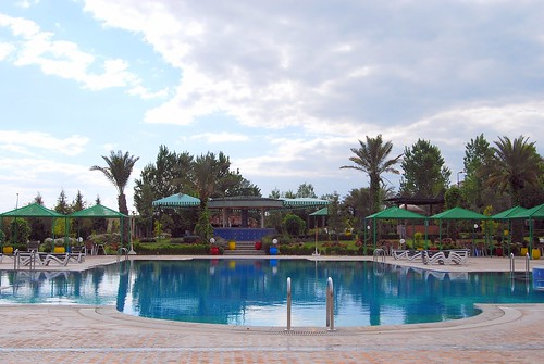 "Zalagh Parc"" Palace"" in Fez por Patanne."