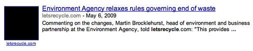 Google News Blank Image Issue