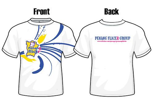 T-Shirt for penang flickr