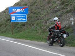 Si torna in Liguria