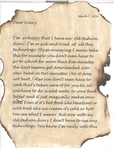 Luna's future diary