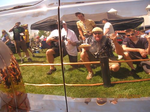 05.16.09 UVU Car show