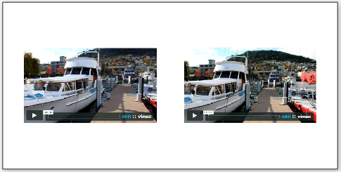 Canon T1i / 500D vs Nikon D5000 Movie / Video Quality