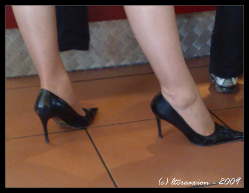 Candid heels forum