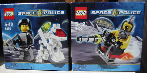 From Bricks To Bothans • View Topic - 8399 - Space Police Robodog Impulse