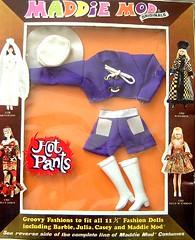 HOT PANTS (Virgin-Archer) Tags: vintage toys mod dolls barbie clone maddiemod teenagefashiondoll