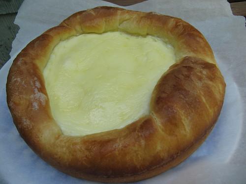 brioche tart