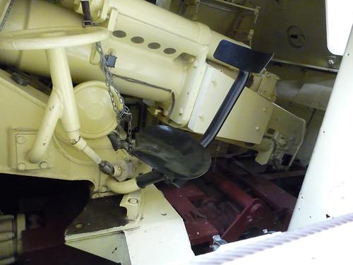 Tank Cockpit Jagdpanther Tank Cockpit