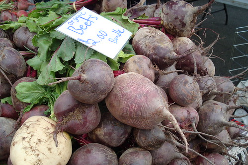 Beets at Hollywood