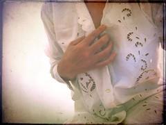 Morning - Love sonnet (dangeri.away) Tags: summer portrait white selfportrait love me loving self vintage mirror morninglight mood feminine dream moi io dreams athome sundaymorning emotions pure neruda feelings moimme aboutme vintagedress atouchofmistery dedicatedton borealnztextures ourdailylife