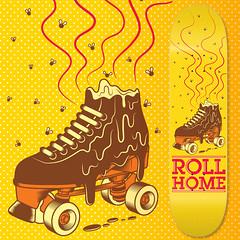 ROLL HOME !!!!!!! (Victor Ortiz - iconblast.com) Tags: