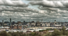 A Different View on Liverpool (Lee Carus) Tags: liverpool different view sony shift alpha tilt 2009 hdr bidston a900 a platinumphoto