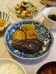 dinner 2009/06/08