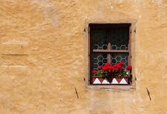 Window (bigmike.it) Tags: old italien flowers italy sun flower castle window geotagged italia nikond70 antique fenster blumen antica finestra fiori sole schloss fiore castello scena sdtirol altoadige southtyrol vecchia bz suedtirol schenna nikkor18200vr superaplus aplusphoto flickraward platinumheartaward yourcountry geo:lat=46691849 geo:lon=1118744