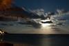 Moonrays (nosha) Tags: light vacation moon holiday beach water beautiful beauty night mexico evening coast raw palm april moonlight 24mm 2009 lightroom f40 aperturepriority blackmagic d40 nosha 18200mmf3556 yuccatan moonray april2009 moonrays akumalmexico 300sec nikond40 300secatf40