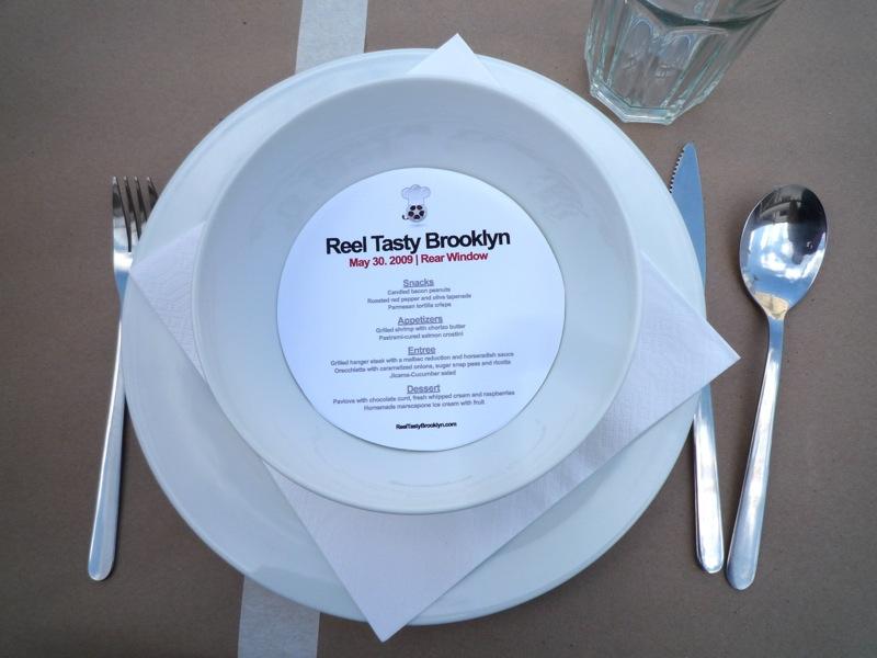 Reel Tasty Brooklyn: Rear Window