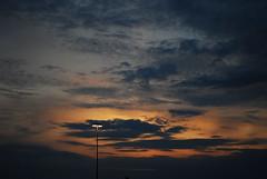 (Ive Rivera) Tags: light sky luz poste cloudy puertorico pole cielo carolina nublado