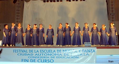 Festival fin de curso de la Escuela de Música y Danza, Melilla 181