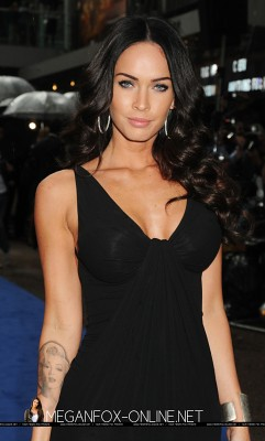 Transformers 2 Londres Megan Fox 3