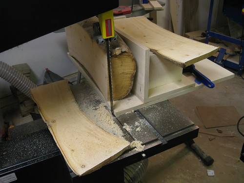 first resawing cut ever