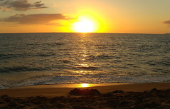 Pleasant Memories (Blessed Lindy) Tags: sunset vacation color water colors walking fishing warm puertorico caribbean rincn anawesomeshot aplusphoto screamofthephotographer