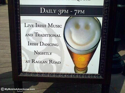 06142009775-WDW-DTD-RaglanRoad-Signage-smiley-beer