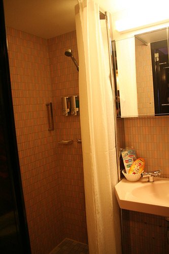 Carnival Elation - Demi-suite - Shower