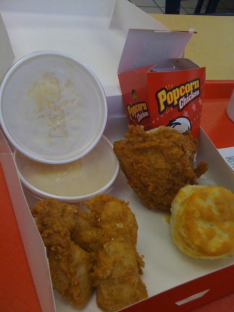 KFC ohh my