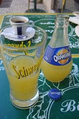 Orangina (maki) Tags: summer france cafe provence orangina