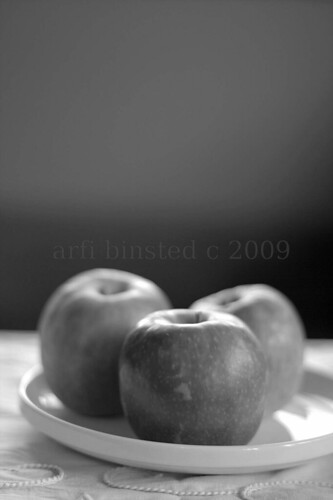 Still Life-Apples by ab '09