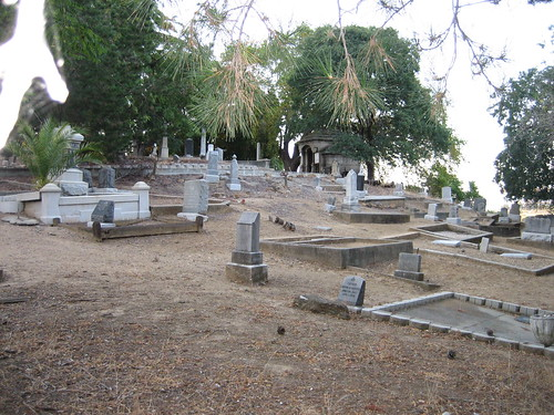 Alhambra Cemetery, Martinez, CA