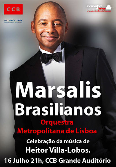 Marsalis Brasilianos