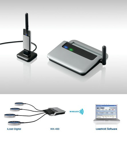 WX-400 Four Port Cable Free USB Hub