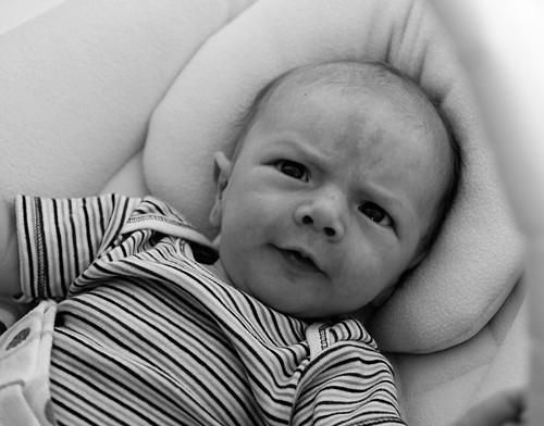 Elijah 7 weeks