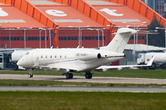 OE-HAB - 20227 - Private - Bombardier BD-100-1A10 Challenger 300 - Luton - 100412 - Steven Gray - IMG_9790
