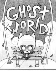 Enid, Ghost World (Anita Mejia) Tags: show philadelphia illustration pen ink movie mexico comic 90s ilustracion ghostworld enid chocolatita anitamejia autumnsociety