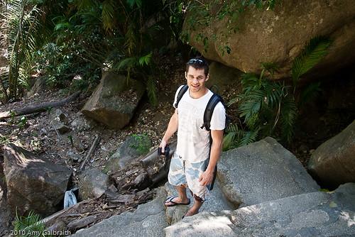 David in Yelapa