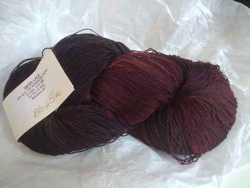 Swiss lace 918 yds