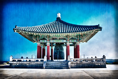 Korean Friendship Bell by hbmike2000