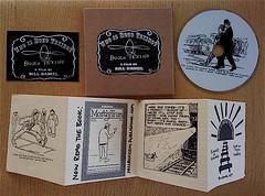 'Who Is Bozo Texino' by Bill Daniel (billy craven) Tags: art film true car train dvd box hobo biography freight mostly tramp whoisbozotexino billdaniel moniker