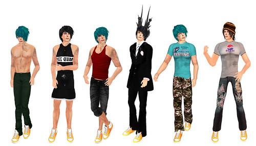 some free outfits for guys