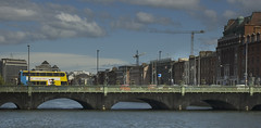 Capel St Bridge (Chris Noble Photography) Tags: ireland dublin riverscene