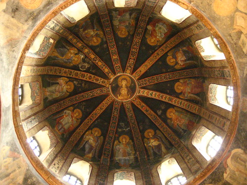 Inside Chora Church
