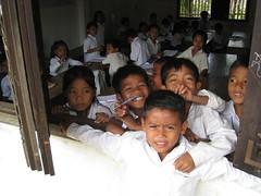 Circus School - Battambang