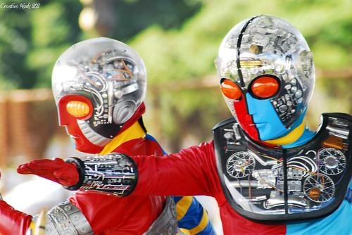 Kikaida Brothers