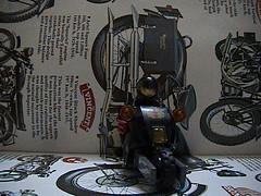 LEGO future bike (Dohoon Kim) Tags: bike lego motorbike future moto mocpages dohoon