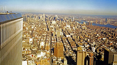Manhattan view from WTC (Travis Pictures) Tags: city nyc usa newyork america skyscraper worldtradecenter twintowers thebigapple