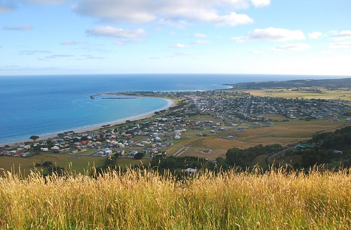 apollo bay from mariner's point